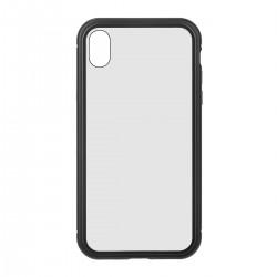 iPhone XR Vollabdeckung Gehärtetes Glas Handyhülle Case Schutzhülle