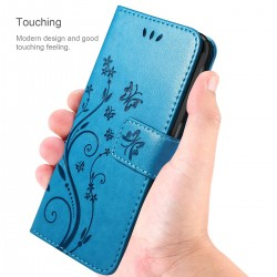 Samsung Galaxy A40 Handyhülle Klapphüllen Hülle Handytasche Flipcase
