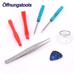 Werkzeug-Set iPhone 4G 7 teilig opening tools Reparatur praktisch