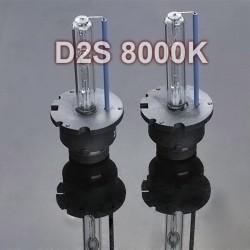 D2S Xenon Brenner 8000K für Fernlicht Entladungslampe Brenner Lampen