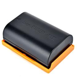 Akku Batteriepack Power Batterie f. Canon LP-E6 Li-ion 1800mAh 7,4V