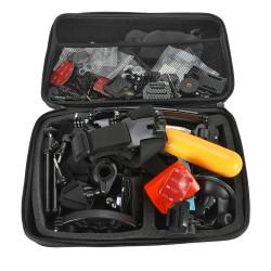 Action Kamera Zubehör Kamerahalterungen Lenkerhalter Saugnapf 77in1