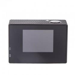 Sportkamera Helmkamera Unterwasserkamera Action Kamera 1080P schwarz