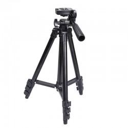Kamera Stativ Ständer Leicht Reisestativ mit Kugelkopf, 2 Gopro-Adapter