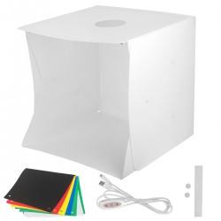 Foto Zelte Leuchtkasten Fotostudio Tragbare Faltbare LED Beleuchtung