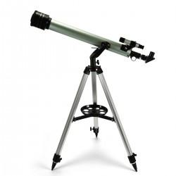 Refraktorteleskop Fernrohr Teleskop mit 3x Barlowlinse für Einsteiger