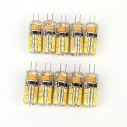 Lampe Licht Birne Spotlight Leuchtmittel Leuchte warmweiß 24LED 10er