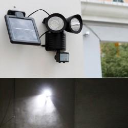 Solar Wandleuchte LED Solarleuchte Solar Gartenleuchten Aussenleuchte