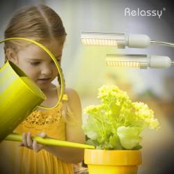 LED Pflanzenlicht Pflanzenlampe Wachstumslampe 45W für Zimmerpflanzen