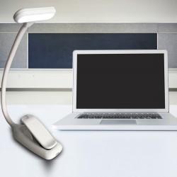 LED Leselampe Leselicht Klemmleuchte Schreibtischlampe Leseleuchte