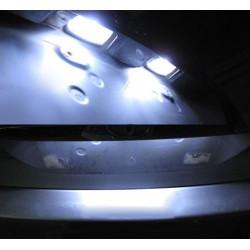 Autolampe Leuchtmittel Standlicht 4 SMD LED T10 W4W Xenon weiß 2er