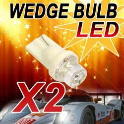 Autolampe Leuchtmittel Standlicht LED T10 XENON Ultra Xenon Weiß 2er