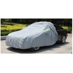 Auto Cover Autoschutzdecke Autodecke  KFZ-Schutzhüllen silbrig