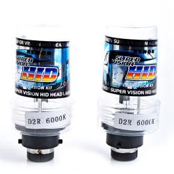 Xenon-Scheinwerferlampe Birne Lampe Autolampe D2R 6000K 2 Stück 35W