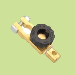 Batterieunterbrecher Batterietrenner Trennschalter Batterieadapter Gold