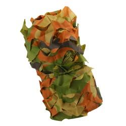 Armee Tarnnetz Tarnung Tarn Netz Camouflage flecktarn dunkelgrün 2x3m