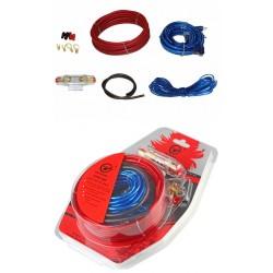 Auto Installations-Set Verstärker Endstufe Kabel Anschlusskabel Kabel
