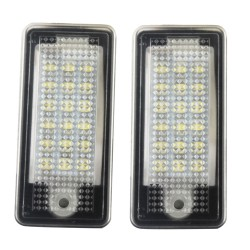 Auto LED Kennzeichenbeleuchtung Nummernschilder Licht A4/S4/RS4/A5/A6