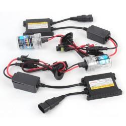 Licht Autobrenner Head Lamp Xenon Birnen Scheinwerfer mit Steuergerät