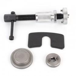 Bremskolben-Rückstellsatz mit 3 Adapterplatten Bremskolbenrücksteller