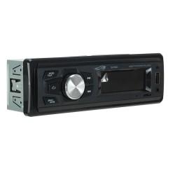 Autoradio Musik Wiedergabe MP3 USB LCD Radio SD mit Wiedergabe Schwarz