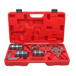 Kolbenringspannband Set Satz Werkzeug Kolbenringzange für Auto