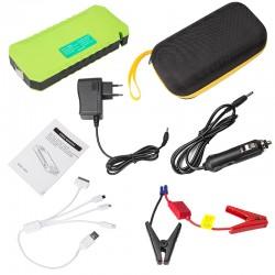 Auto Starthilfe Auto Notstart 600A 20000mAh mit USB, LED Taschenlampe