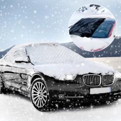 Autoscheibenabdeckung Winterabdeckung Frostabdeckung 183x116cm