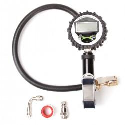 Reifendruckprüfer Reifenfüller Messgerät mit LCD Bildschirm für Auto