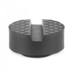 Gummi Aufsatz Gummiauflage Wagenheber für Rangierwagenheber schwarz