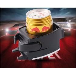Auto Getränkehalter Dosenhalter Multifunktion Handyhalter schwarz