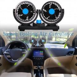 Auto Klimaanlage Ventilator Lüfter Doppelkopf Leistungsstarke Kühlung