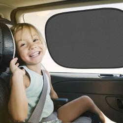 Auto Sonnenschutz Sonnenblenden mit UV Schutz 3er für Seitenscheiben