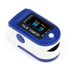 Finger Pulsoximeter SPO2 Oximet Pulse Oxymeter mit LED Display