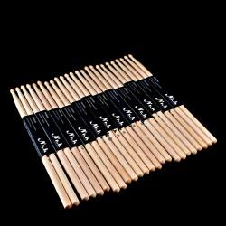 Schlagzeugstöcke Drumsticks Schlagzeug Schläger Drumstäbe 12 Paar 5B