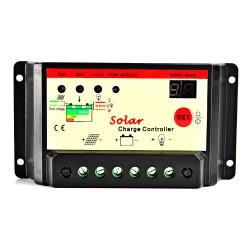 20A 12-24V LED Solar Laderegler Solar Panel Solarladeregler Laderegler
