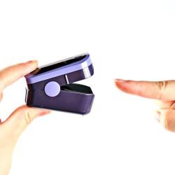 Fingerspitzen PulsE oximeter Pulsoxymeter mit LED Display