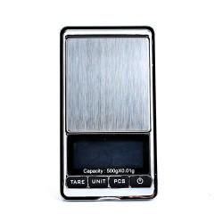 Taschenwaage Digitale Feinwaage Juwelierwaage 500g/0.01g LCD-Display