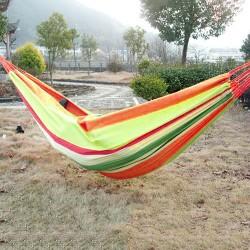 Hängematte Liegematte Mehrpersonen Garten Camping 230x160cm max.200kg