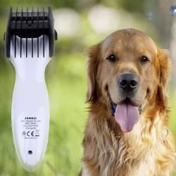 Hunde Schermaschine, Tierhaarschneider Haarschneide für Hunde, Katze