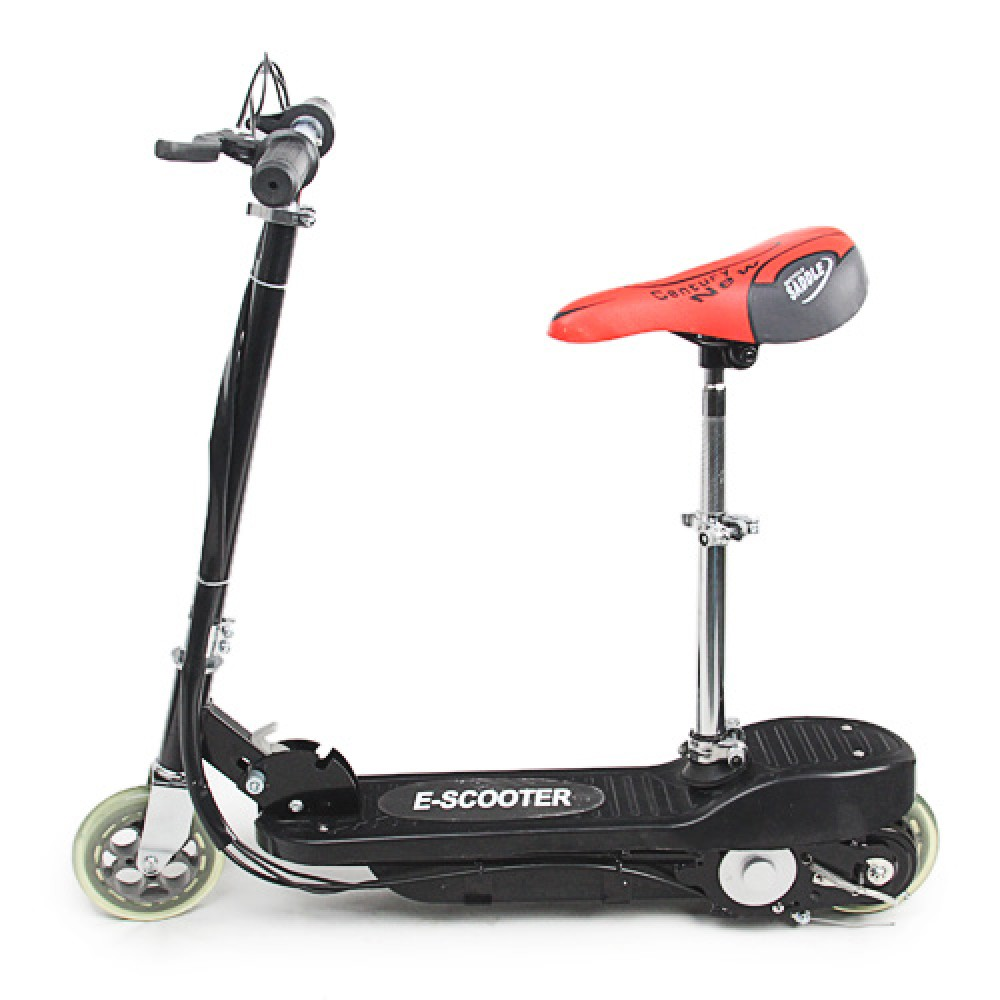 100w 12km std elektroscooter roller kinderroller mit sitz. Black Bedroom Furniture Sets. Home Design Ideas