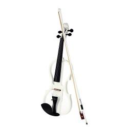 Violine Geige 4/4 für Anfänger inkl. Koffer Bogen Brücke Kolophonium