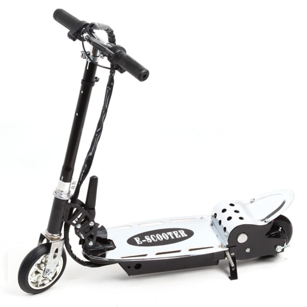 120w elektroscooter der scooter e roller bis 90kg 2km std. Black Bedroom Furniture Sets. Home Design Ideas
