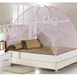Moskitonetz Netz Bett Baldachin Mückenschutz für Daheim oder die Reise