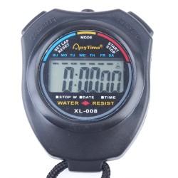 Stoppuhr, Digitale Stoppuhr Timer Handheld Digital Stoppuhr für Sport