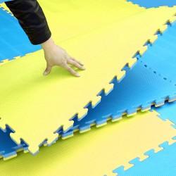 Bodenplatte Schutzmatten Bodenmatte Sportmatten Trainingsmatte EVA
