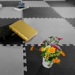 Bodenplatte Schutzmatten Bodenmatte Sportmatten Trainingsmatte 4er Set