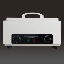 Heissluftsterilisator Dampfsterilisator für Tattoo Fußpflege 300W weiß