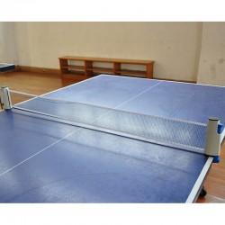 Tischtennisnetz Ersatznetz ausziehbar bis 1.9m für Tischtennisplatt