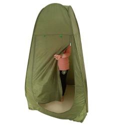 Umkleidezelt Beistellzelt Toilettenzelt f.Camping Outdoor Armee-Grün